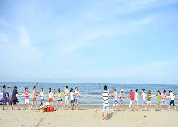 Khu du lịch biển Hải Hòa - Tĩnh Gia