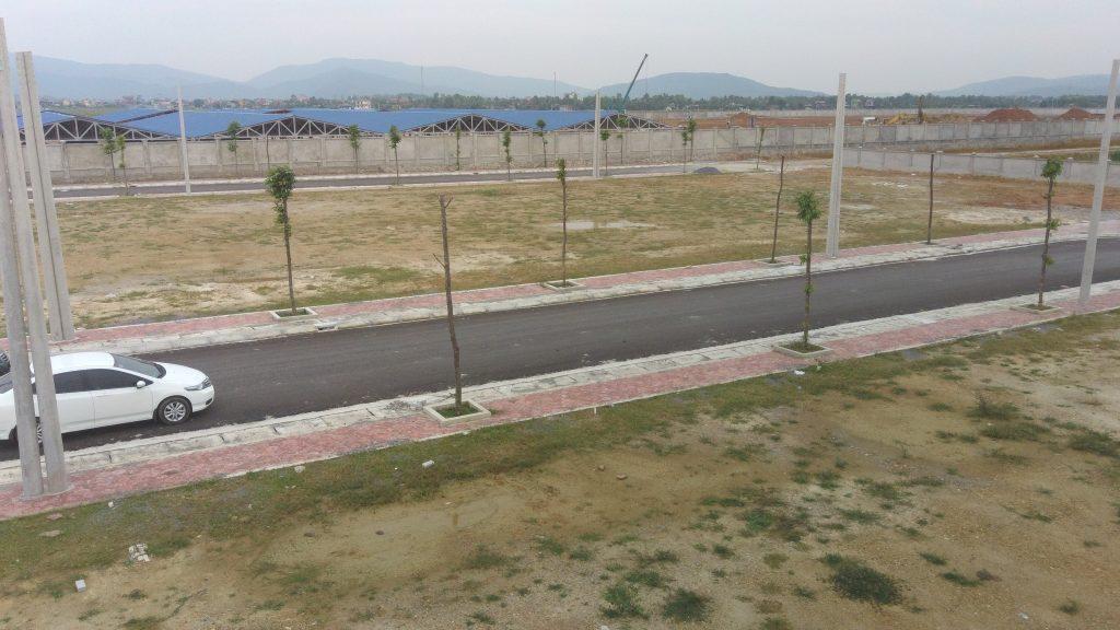 Dự án khu dân cư Thanh Đông, Bình Minh